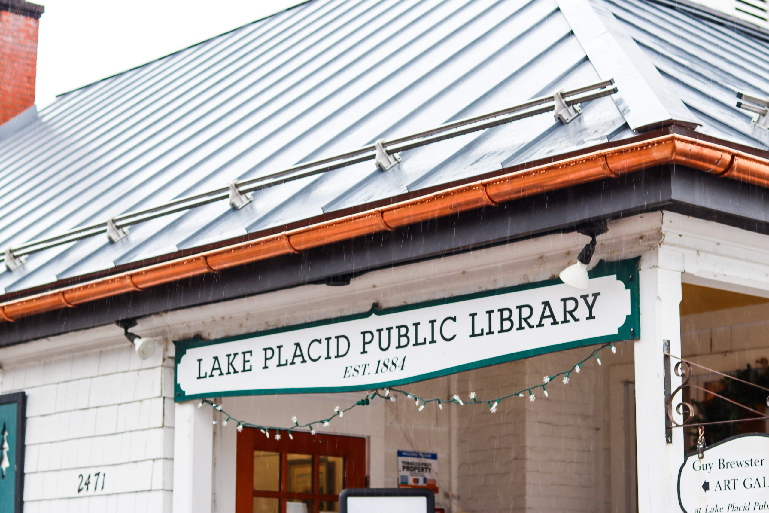 Lake Placid Public Library