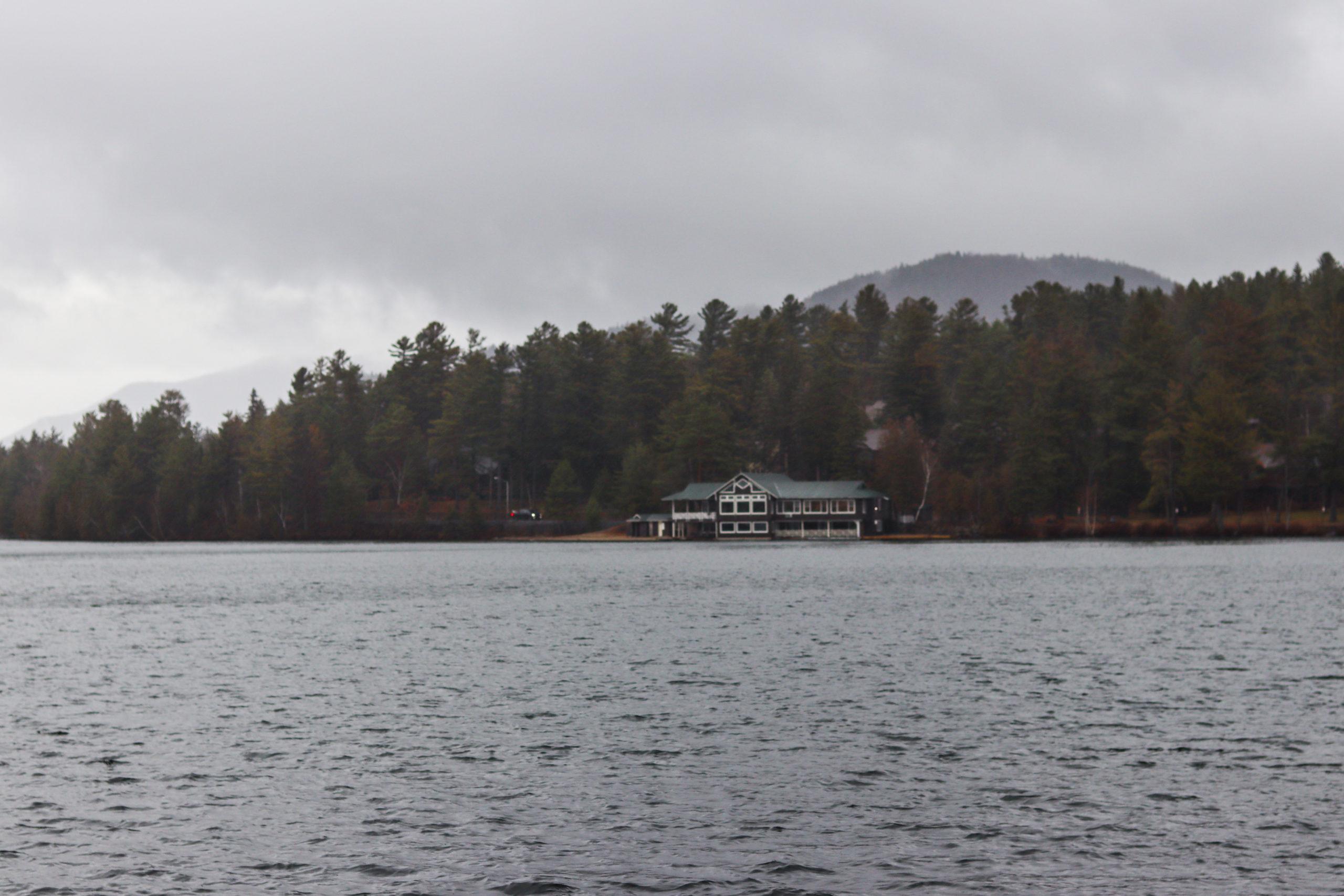 House on Mirror Lake