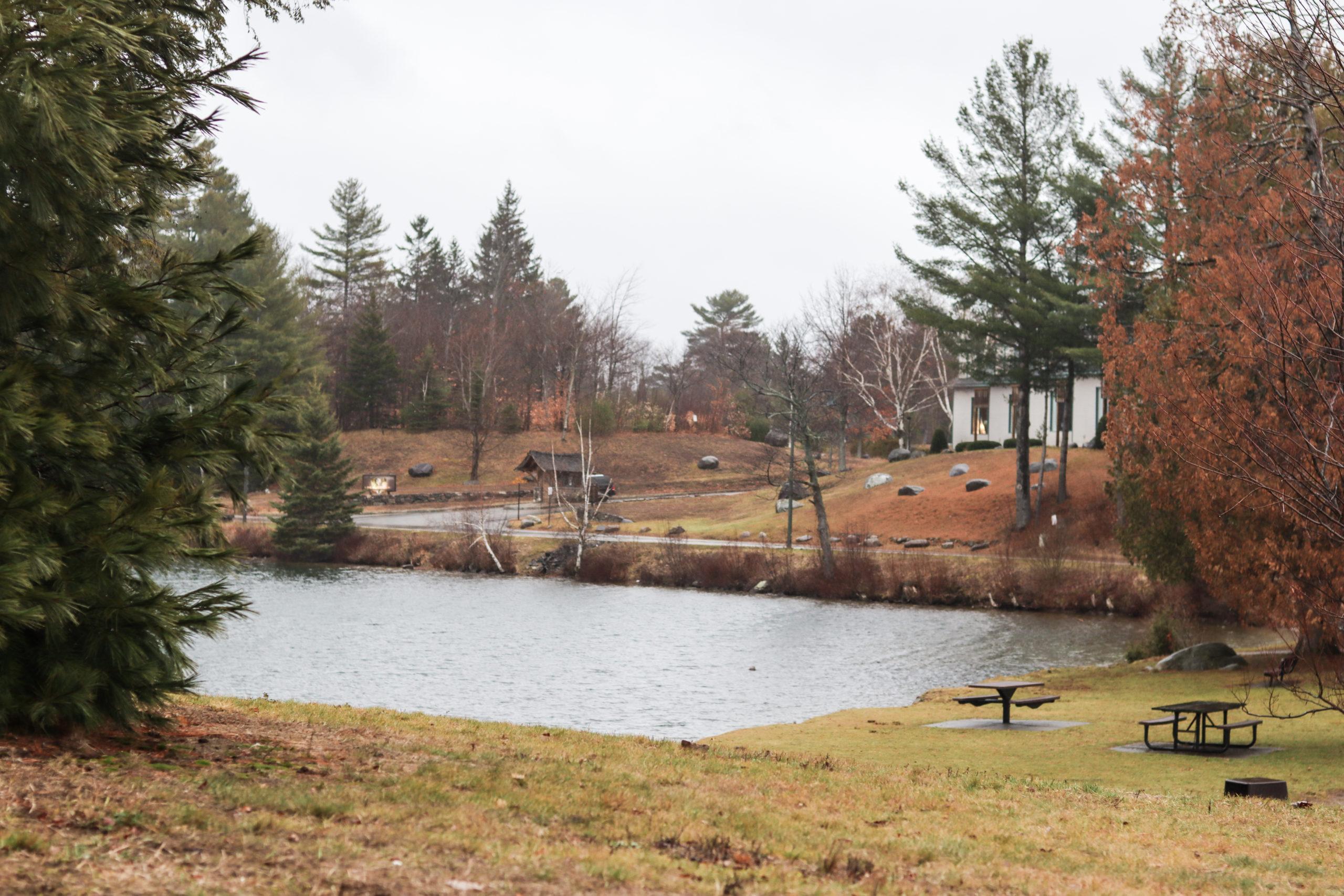 Mirror Lake Public Beach