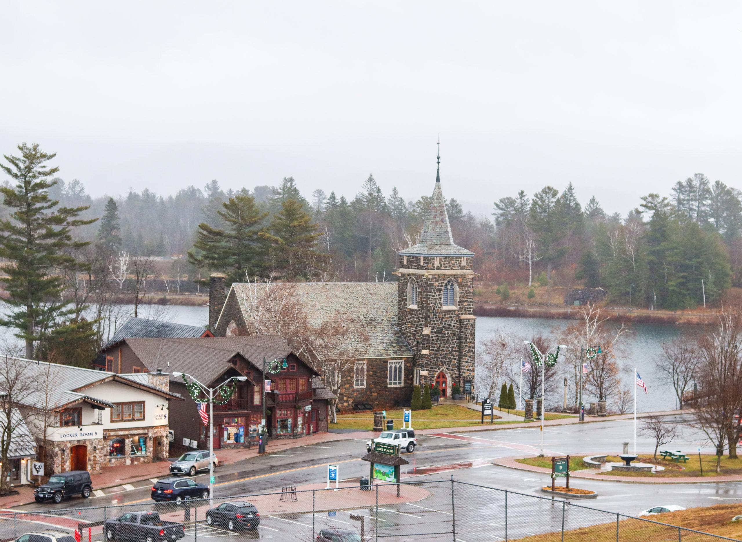 Lake Placid Crowne Plaza