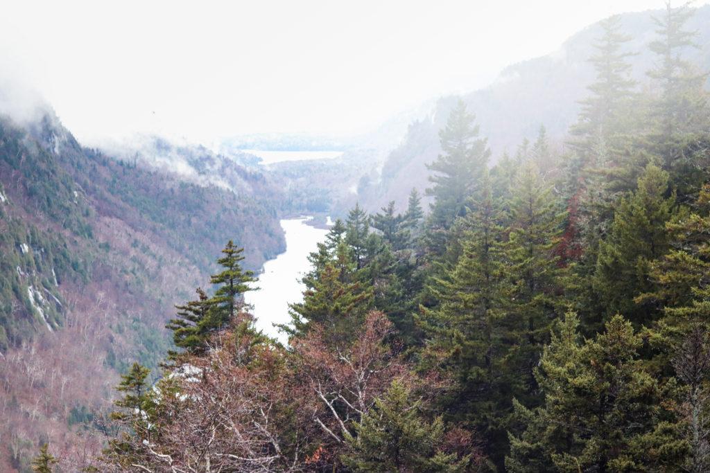 Indian Head Mountain hike views