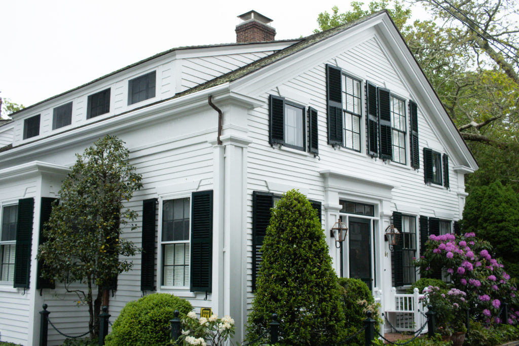 House in Edgartown, Martha's Vineyard