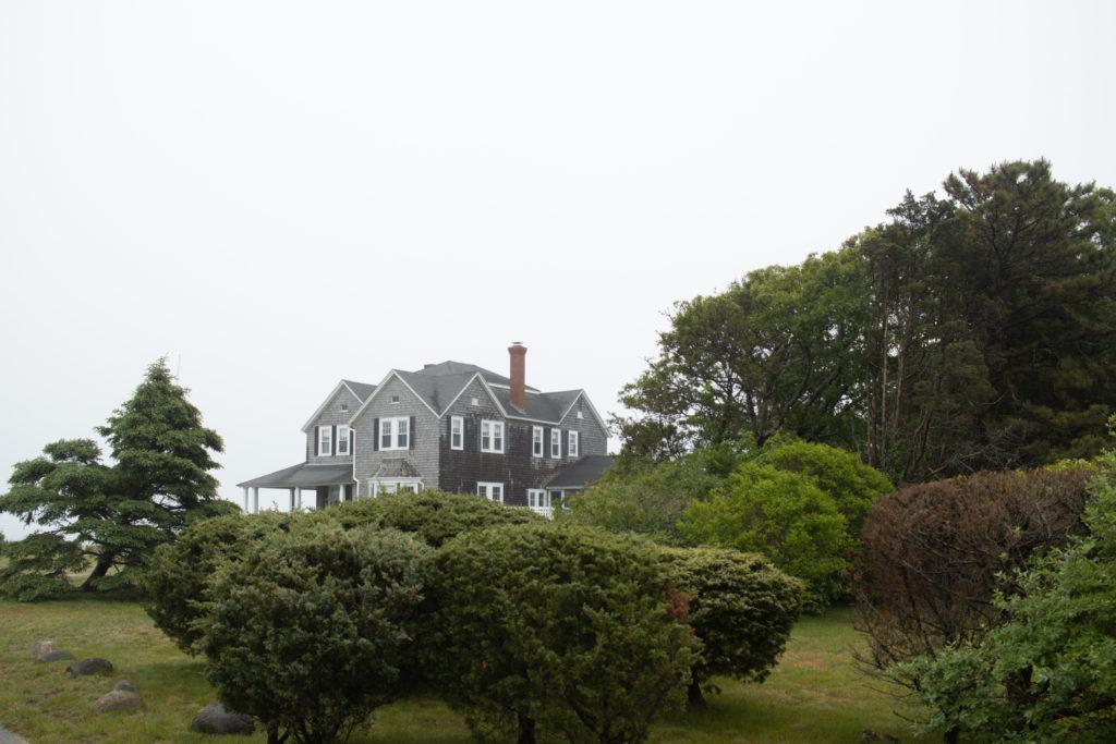 House in Oak Bluffs, Martha's Vineyard